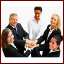 Team coaching image