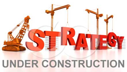 Strategy under construction image